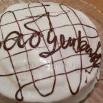 Торт бабушкин сметанный