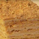 """Торт """"Микадо"""" армянский – классический рецепт"""