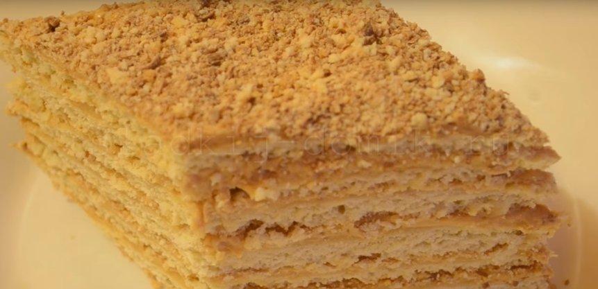 Настоящий армянский Торт микадо