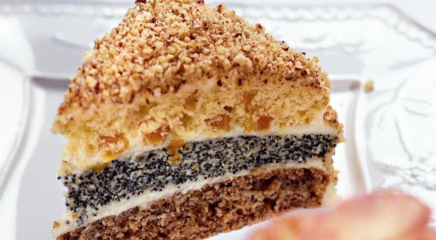 Рецепт торта Наташа
