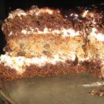Торт поль робсон рецепт классический на сметане