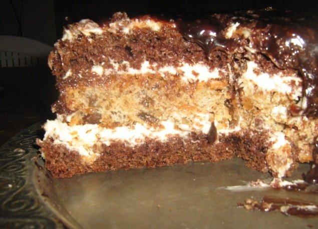 Торт поль робсон рецепт