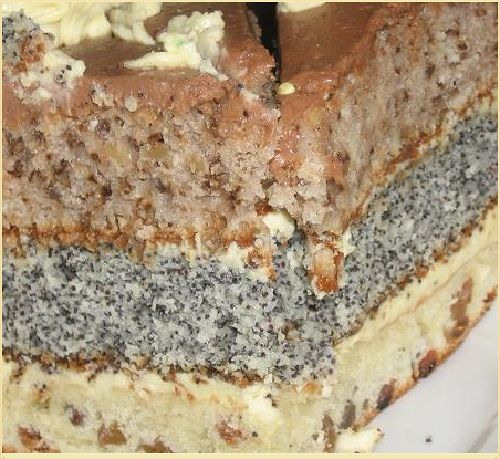 Торт генерал рецепт с фото