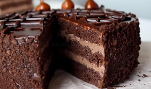 Торт Прага классический