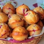 Кексы с кокосовой стружкой домашние