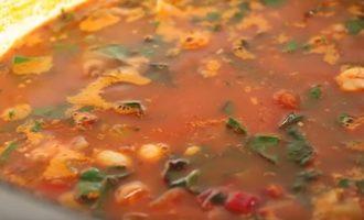 Варим итальянский суп