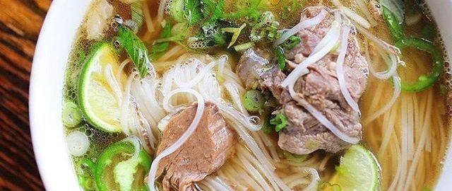 Вьетнамский суп Фо бо рецепт