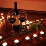 Десерт для романтического ужина дома