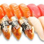 Суши — традиционное блюдо в Японии