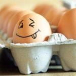 Как определить свежее яйцо?