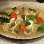 Рыбное заливное с желатином рецепт в домашних условиях