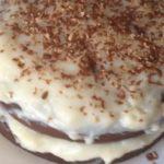 Сумашедший пирог crazy cake