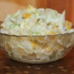 Быстрый салат на праздничный стол