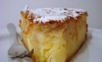 Вкусный рецепт яблочного торта