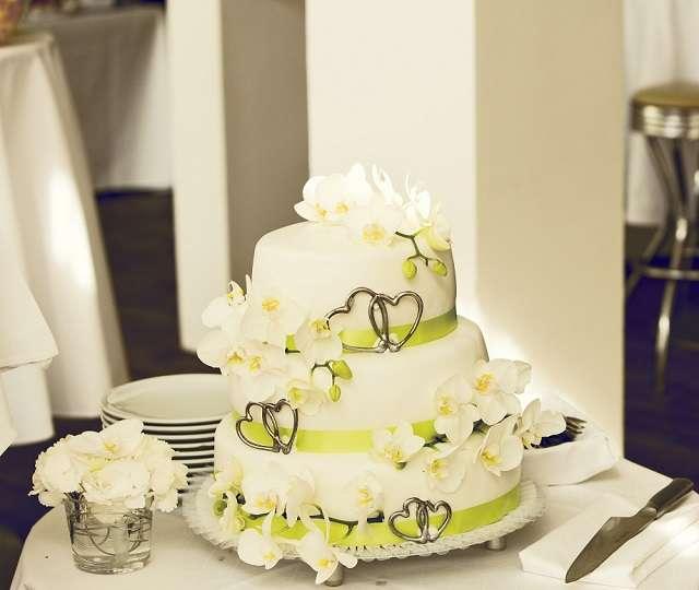 Свадебный торт рецепт