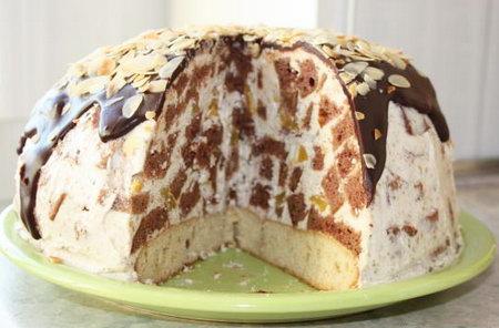 Торт панчо - рецепт