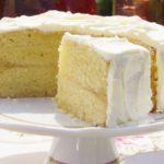 Яблочный торт рецепт — бисквитный с пудингом