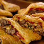 Итальянская закрытая пицца Кальцоне рецепт