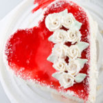 Пирожное «Сердце» — ко дню Валентина!