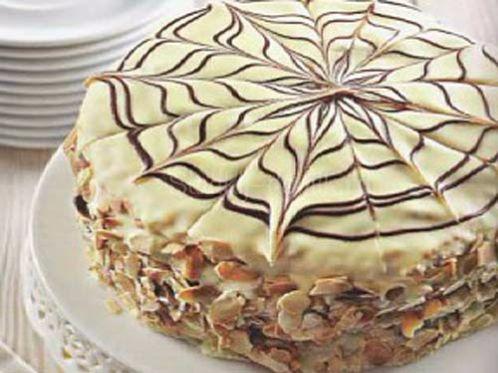 Торт Эстерхази рецепт пошаговый с фото