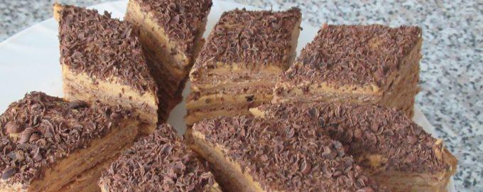 Торт микадо рецепт