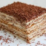 Торт Микадо классический