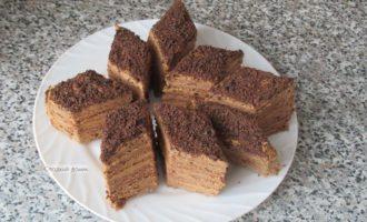 Микадо торт