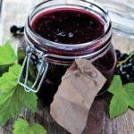 Варенье из чёрной смородины – рецепт приготовления