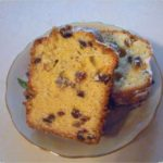 Рецепт классического кекса с изюмом