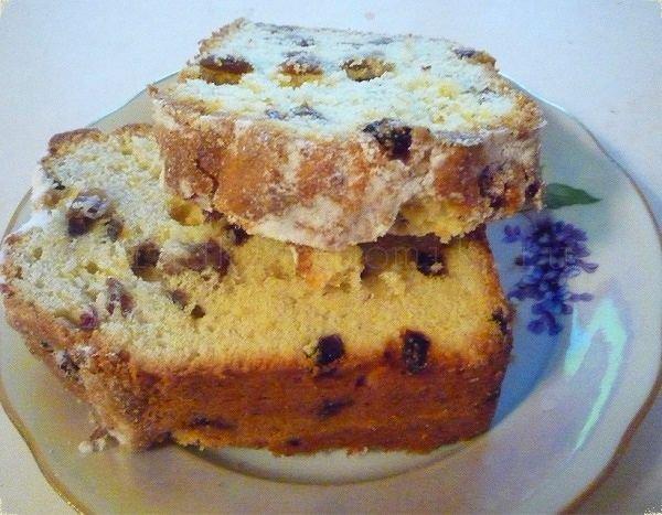 Приготовление кекса в домашних условиях