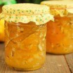 Рецепт лимонного варенья с цедрой