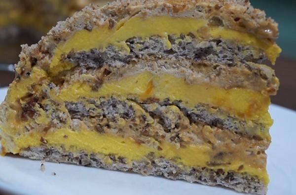 Египетский торт рецепт с фото