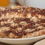 Торт Негр в пене пошаговый фото рецепт