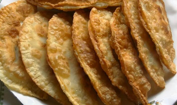Чебуреки рецепт на сковороде