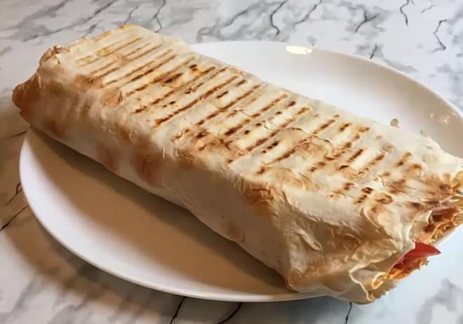 Рецепт приготовления шаурмы
