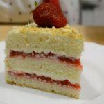 Клубничный торт рецепт с фото пошагово