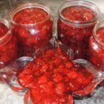 Варенье из малины на зиму простой рецепт (Карлосон рекомендует!)