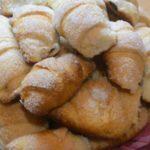 Рогалики рецепт с фото пошагово с повидлом в духовке