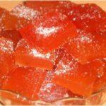 Домашний мармелад пошаговый рецепт