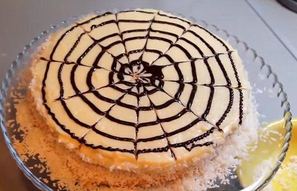Торт эстерхази просто и вкусной
