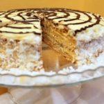 Торт эстерхази пошаговый рецепт с фото просто и вкусно