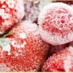 Как правильно заморозить клубнику в домашних условиях?