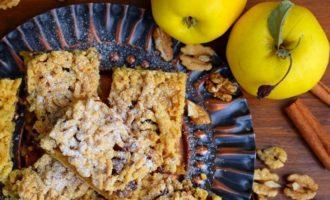 Тертый яблочный пирог рецепт