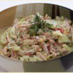 Салат Новогодний пошаговый рецепт