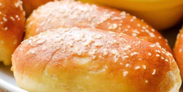 Рецепт булочек для хот-дога