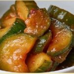 Огурцы по-корейски на зиму вкусный рецепт