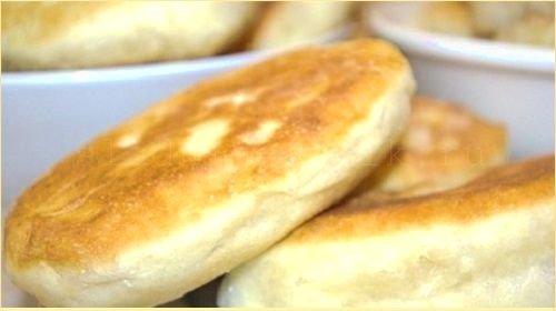 Пирожки с картошкой простой рецепт