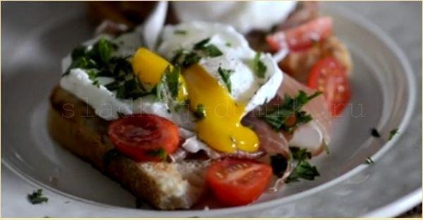 Как сварить яйцо пашот в домашних условиях