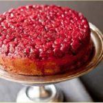 Вишнёвый торт рецепт с фото — воздушный!