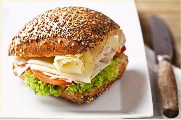 Вкусный сендвич рецепт